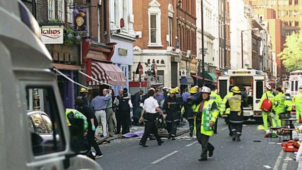 """""""Никто не знал, куда бежать"""": Лондон вспоминает взрывы 1999 года"""