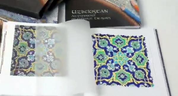 Фонд Каримова выпустил интерактивную книгу-раскраску, посвященную культуре Узбекистана (видео)