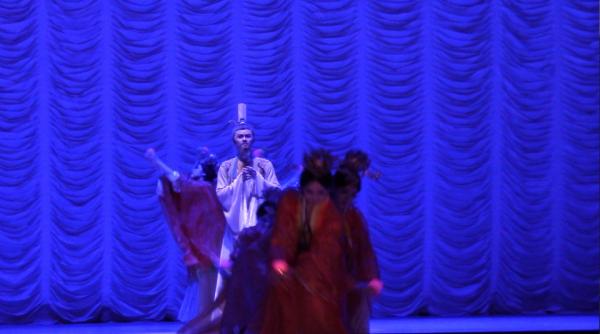 «Конфуций» открыл таинства китайского балета на фестивале «Тошкент Баҳори 2019»