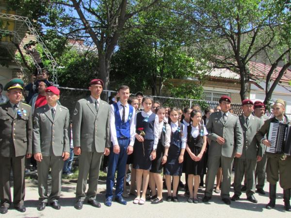 В Самарканде чествовали участников Второй мировой войны
