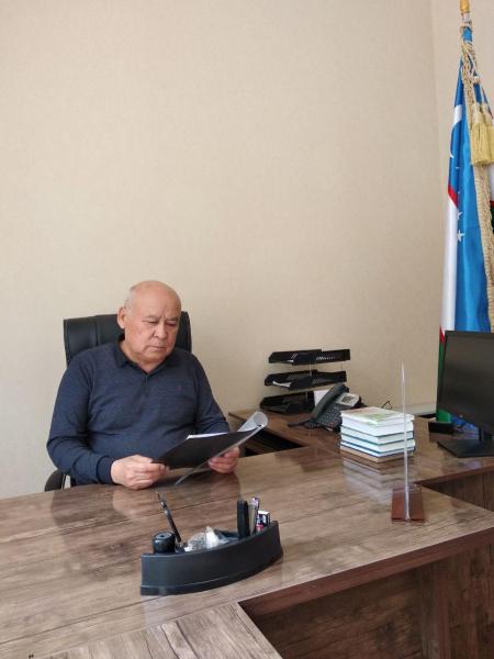 Шавкат Умиров: Подворный обход – это эффективный метод решения  проблем населения.