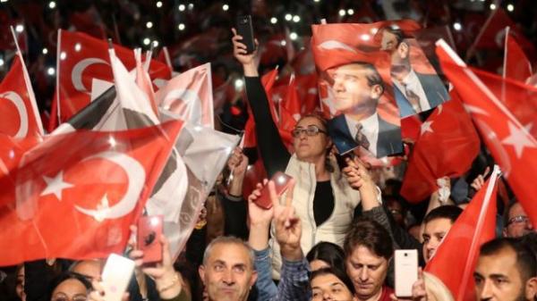Отменены итоги выборов мэра Стамбула. На них победила оппозиция