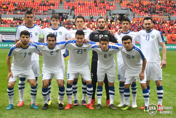 Узбекским футболистам нашли сильных соперников: национальная сборная за полторы недели сыграет с тремя командами