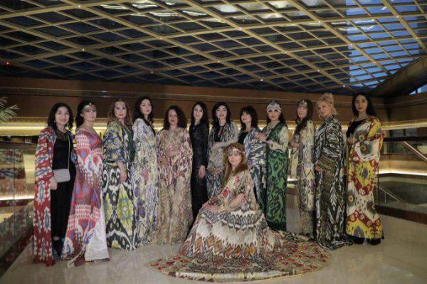 Узбекские женщины приняли участие в форуме Abu Dhabi Happy Woman
