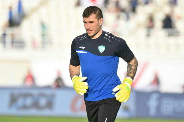 Вратарь национальной сборной Игнатий Нестеров дисквалифицирован на восемь месяцев