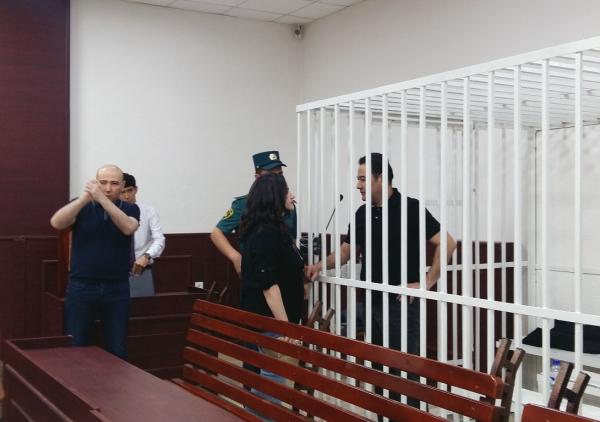 Взяток не брал: Ташгорсуд вынес приговор бывшему хокиму Юнусабада Бахтиёру Абдусаматову (+видео)
