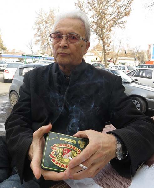 Ушел из жизни писатель Сухроб Мухамедов