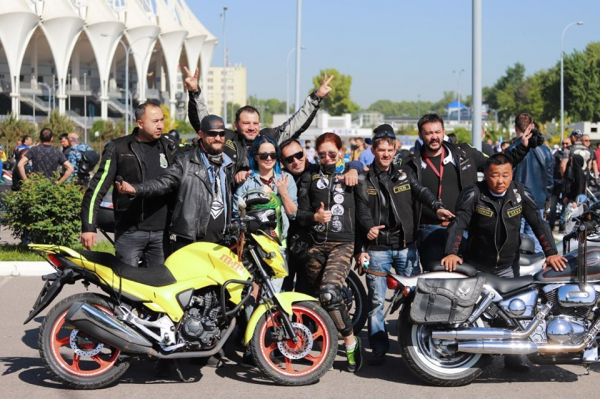 300 мототуристов, город и горы: как прошел самый масштабный Центральноазиатский мотослет