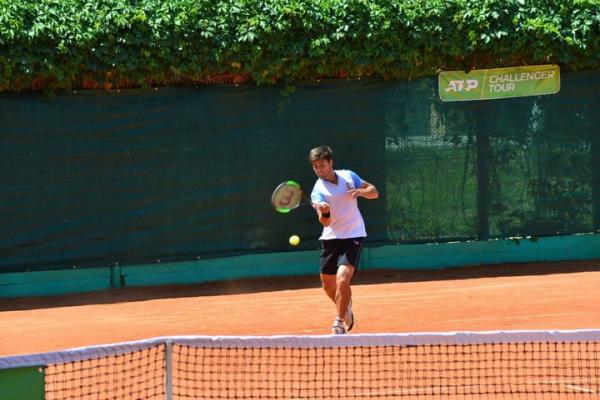 В Самарканде дан старт теннисному турниру «Челленджер»
