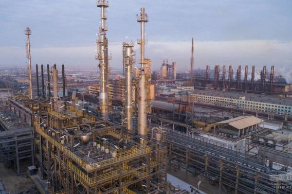 Навоийская область Узбекистана объявлена свободной экономической зоной