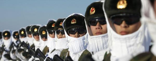 Китай готовит армию будущего
