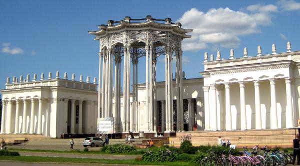Узбекистан получит в бессрочное пользование павильон на территории ВДНХ в Москве