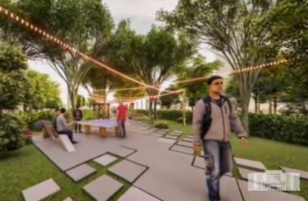 На улице Лутфий в Ташкенте будет создана 2-километровая прогулочная зона (видео)