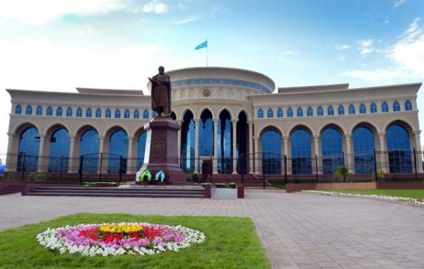 В  здании  Посольства Республики Казахстан  состоялся брифинг