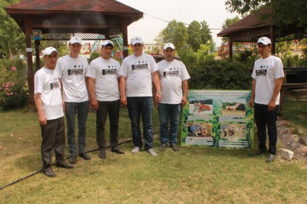 В Намангане отметили Международный день сохранения биологического разнообразия