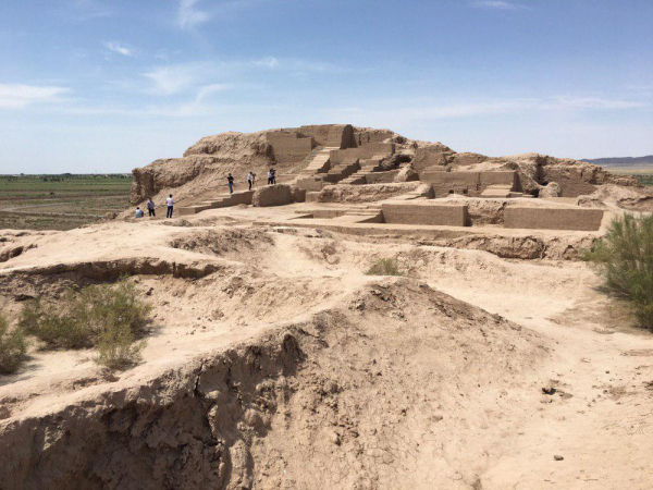 Чилпык, Топрак-кала, Аяз-кала: история, застывшая в песках
