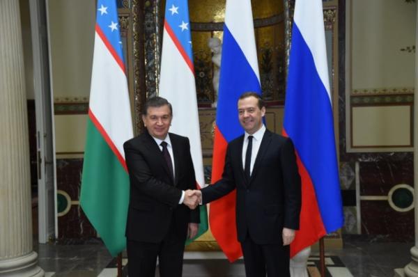 Дмитрий Медведев Ўзбекистонга келади