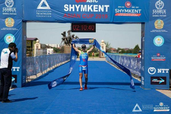 Узбекистанец Андрей Шарипов стал победителем ІІІ этапа кубка «TEMIRADAM» в Казахстане