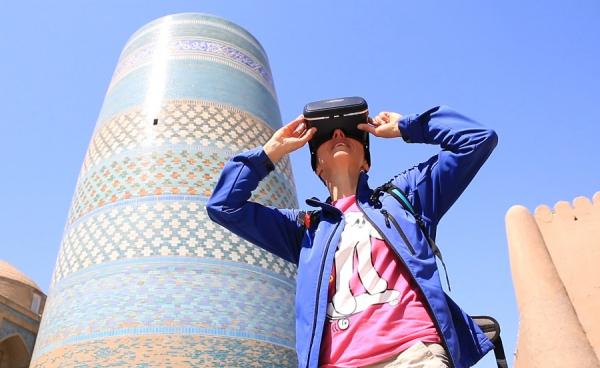 В Хиве создан smart-музей под открытым небом