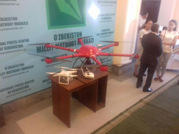 В Геоинновационном центре рассказали, для чего в республике используются беспилотники