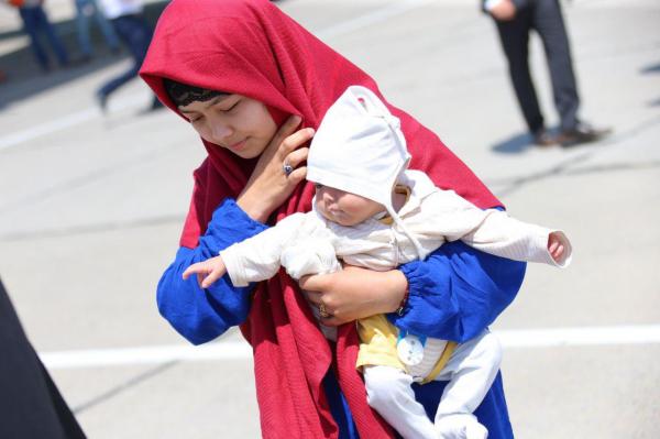 По поручению Шавката Мирзиёева из Сирии эвакуированы 156 граждан Узбекистана (фото)
