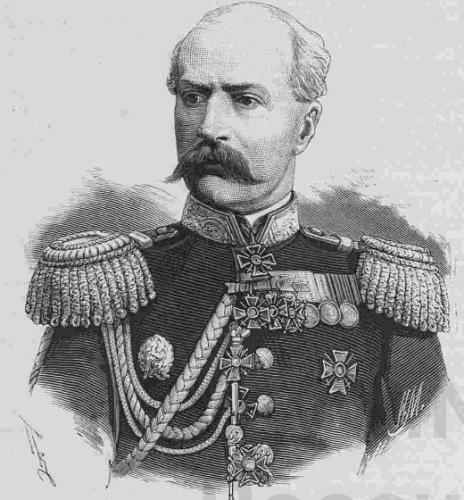 Крещёный огнём и делом. Н. Г. Столетов – военачальник, дипломат, разведчик, исследователь. Глава седьмая