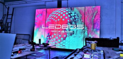 LED-экраны и видеостены в Ташкенте и Узбекистане