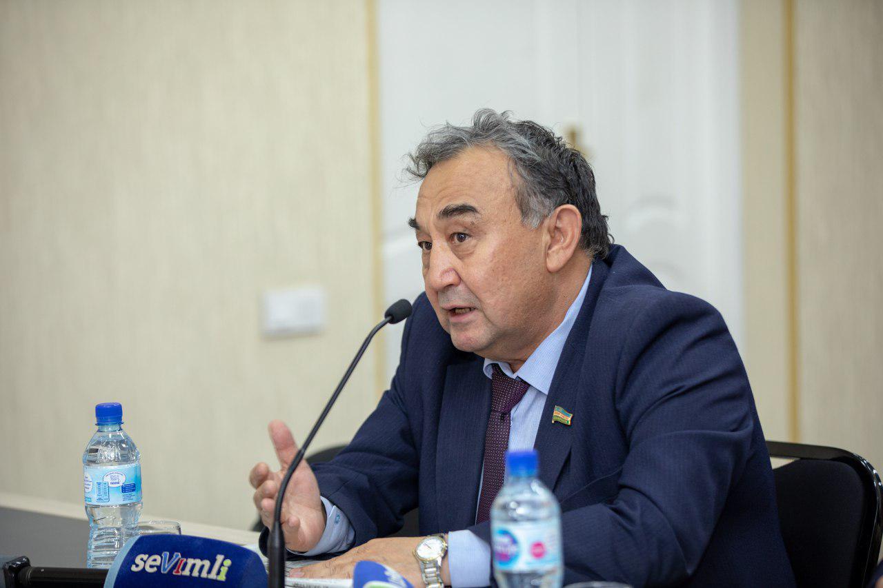 Борий Алиханов: «Солнце — самый оптимальный и эффективный источник энергии в Узбекистане»