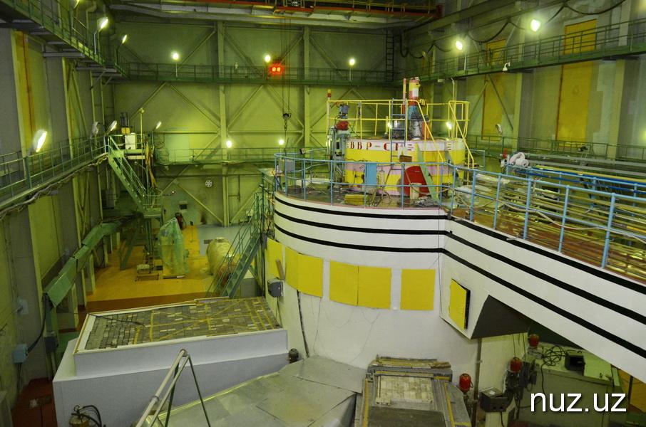 Срок эксплуатации ядерного реактора ИЯФ под Ташкентом продлен до 2030 года