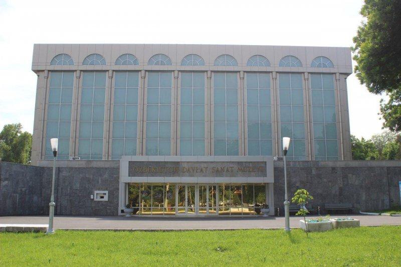 Музей искусств Узбекистана закрыт на реконструкцию