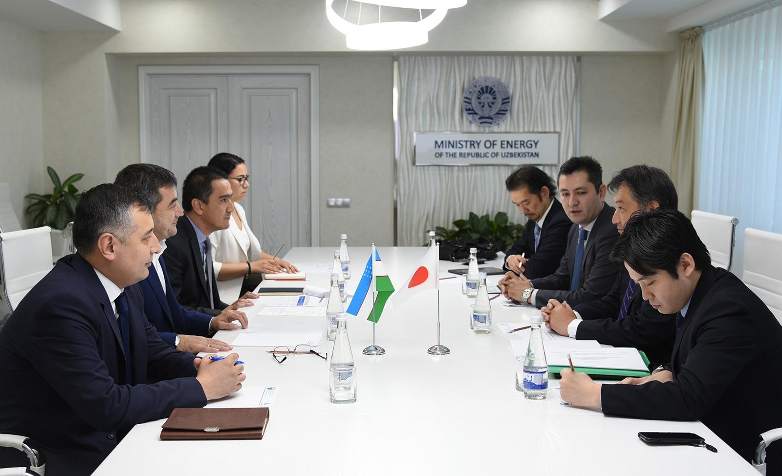 Компания Mitsubishi планирует оказать помощь Узбекистану в модернизации газотранспортной системы