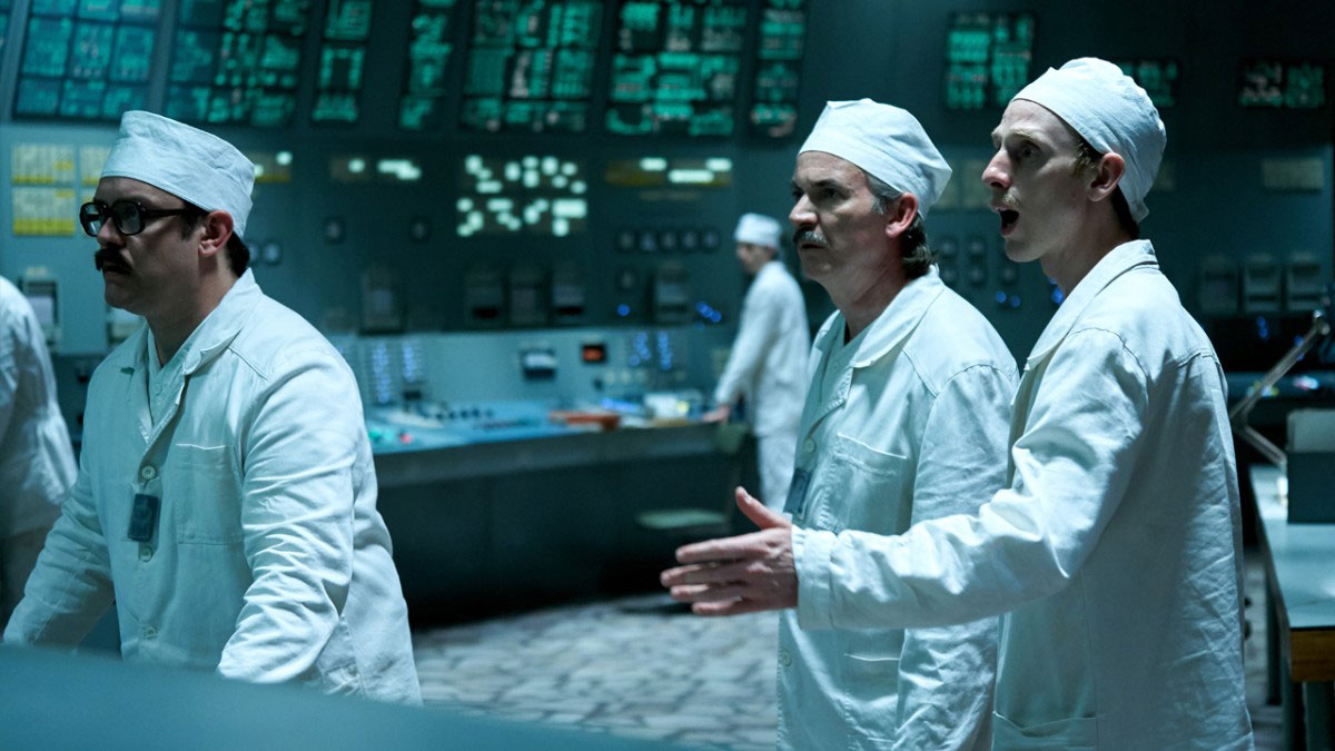 В чем ошибается «Чернобыль»?
