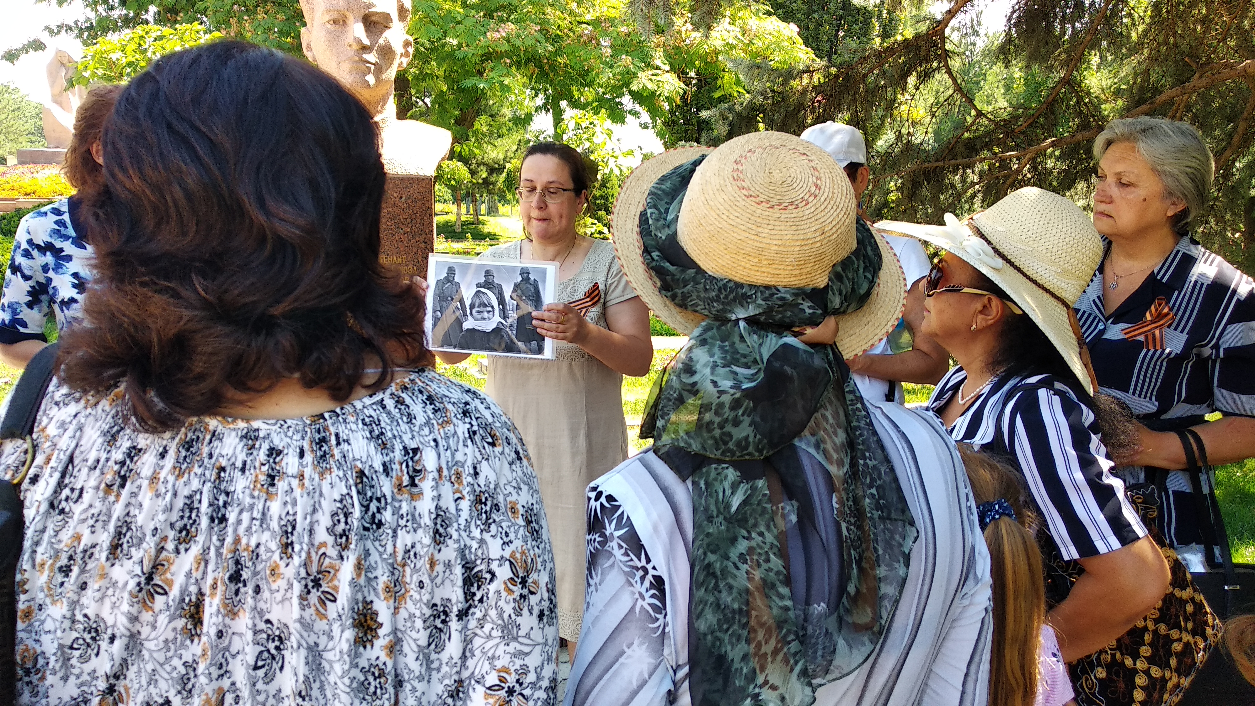 В Ташкенте отметили 78-ю годовщину начала Великой Отечественной Войны (фото)