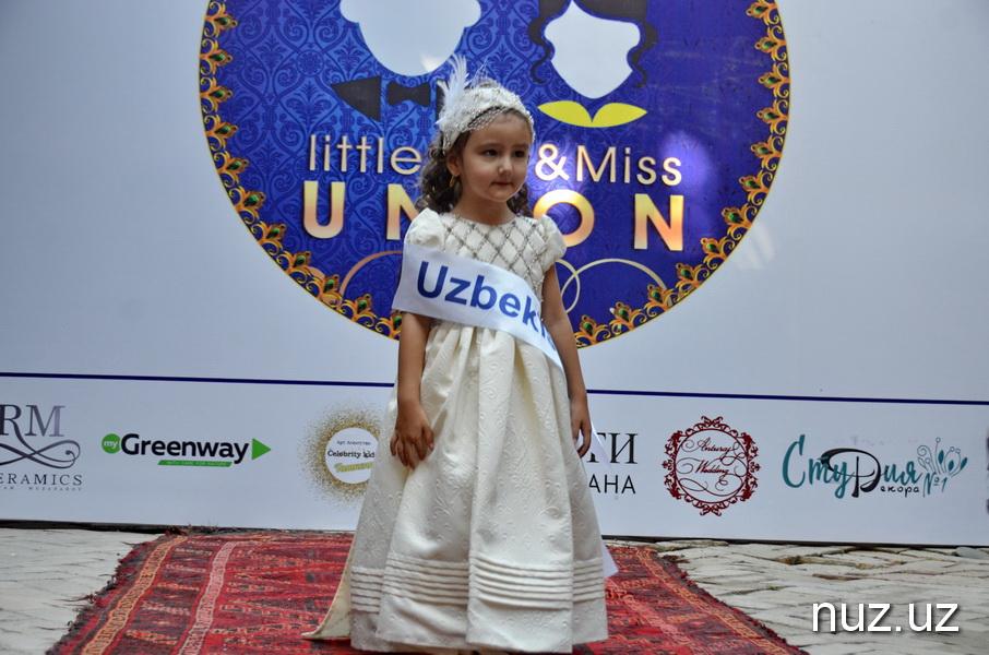 Детский конкурс Little Mr & Miss Union: Юные принцессы едут в Италию и Швейцарию