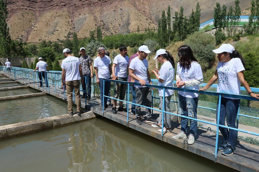 Студенты из Казахстана прошли летний курс обучения в ТИИИМСХ