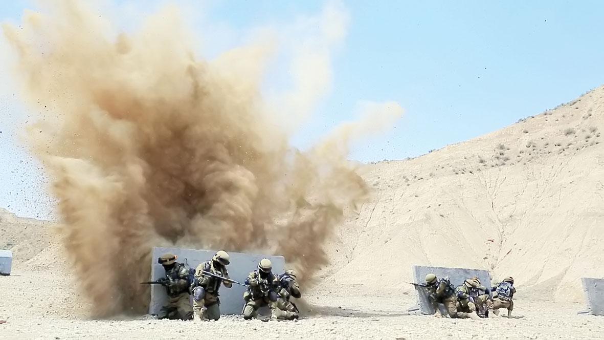 Боевая мощь армии Узбекистана выросла почти в два раза