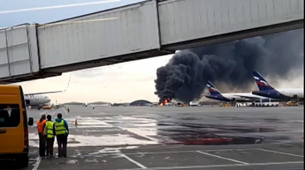 Ҳарбий-транспорт самолёти ҳалокатга учради
