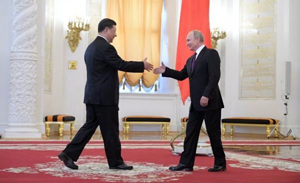 Le Figaro (Франция): пять моментов для понимания дружбы между Россией и Китаем