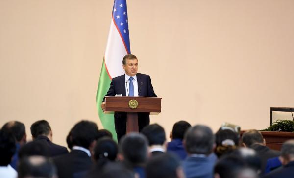 Президент Узбекистана Шавкат Мирзиёев примет участие в саммитах ШОС и СВМДА