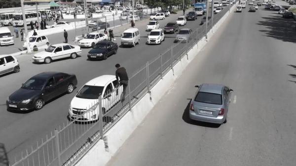 За полгода в Ташкенте оштрафовали более 40 тысяч пешеходов-нарушителей