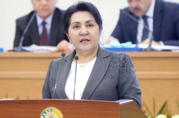 Впервые в истории Узбекистана Сенат возглавила женщина