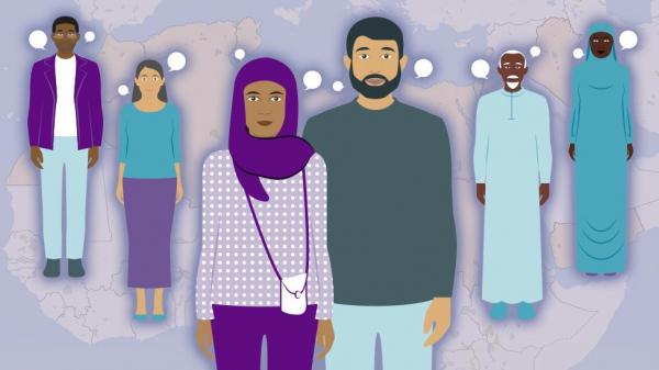 Арабы постепенно охладевают к религии. Почему? Арабский мир в графиках
