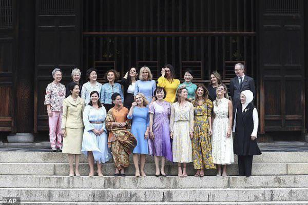 «Вторые половинки» лидеров стран G20. Филипп Мэй сильно выделяется