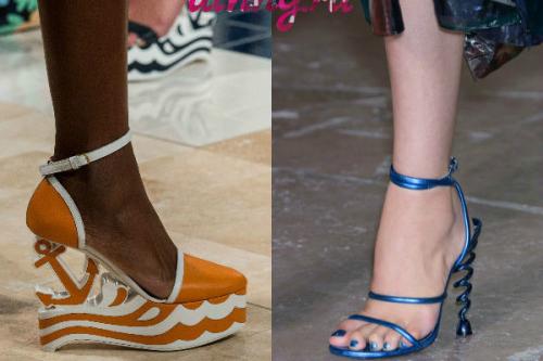Модные тенденции в мире обуви