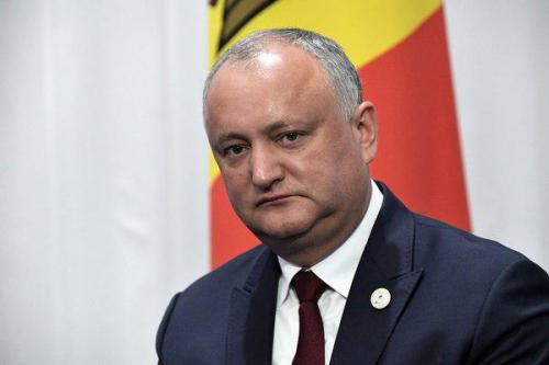 Молдова президенти рақиблари томонидан уни ўлдириш учун қотиллар ёлланганини маълум қилди