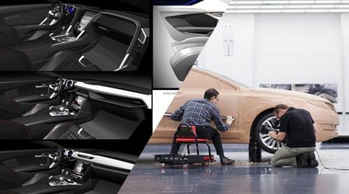 Тонкое искусство создание автомобилей, удивительный дизайн