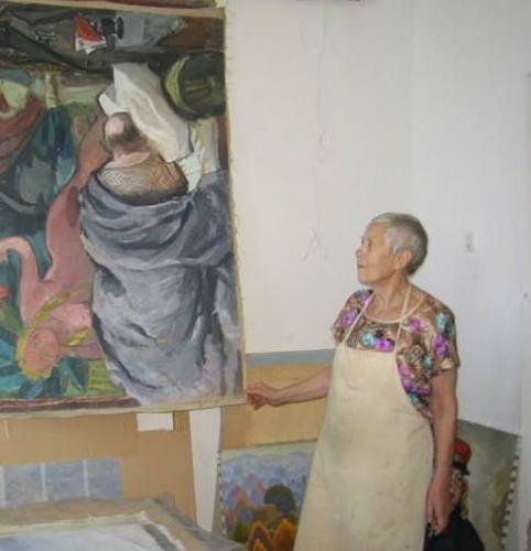 Самая короткая ночь большой жизни Альвины Андреевны Шпады