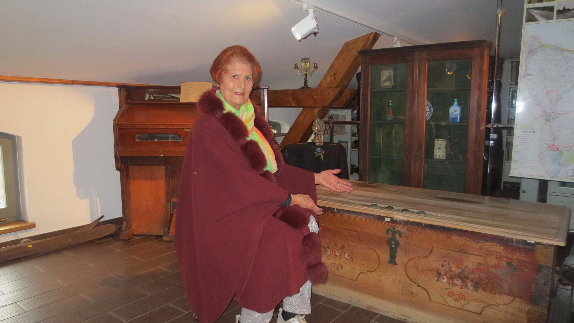 История одного сундука или, как немка-меннонитка решила сделать подарок музею в Хиве