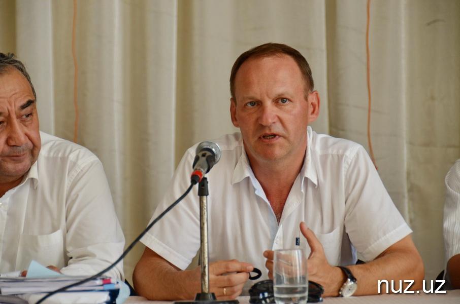 Андрей Кучумов: ВВЭР-1200 самый безопасный проект в мире, который мы можем предложить Узбекистану