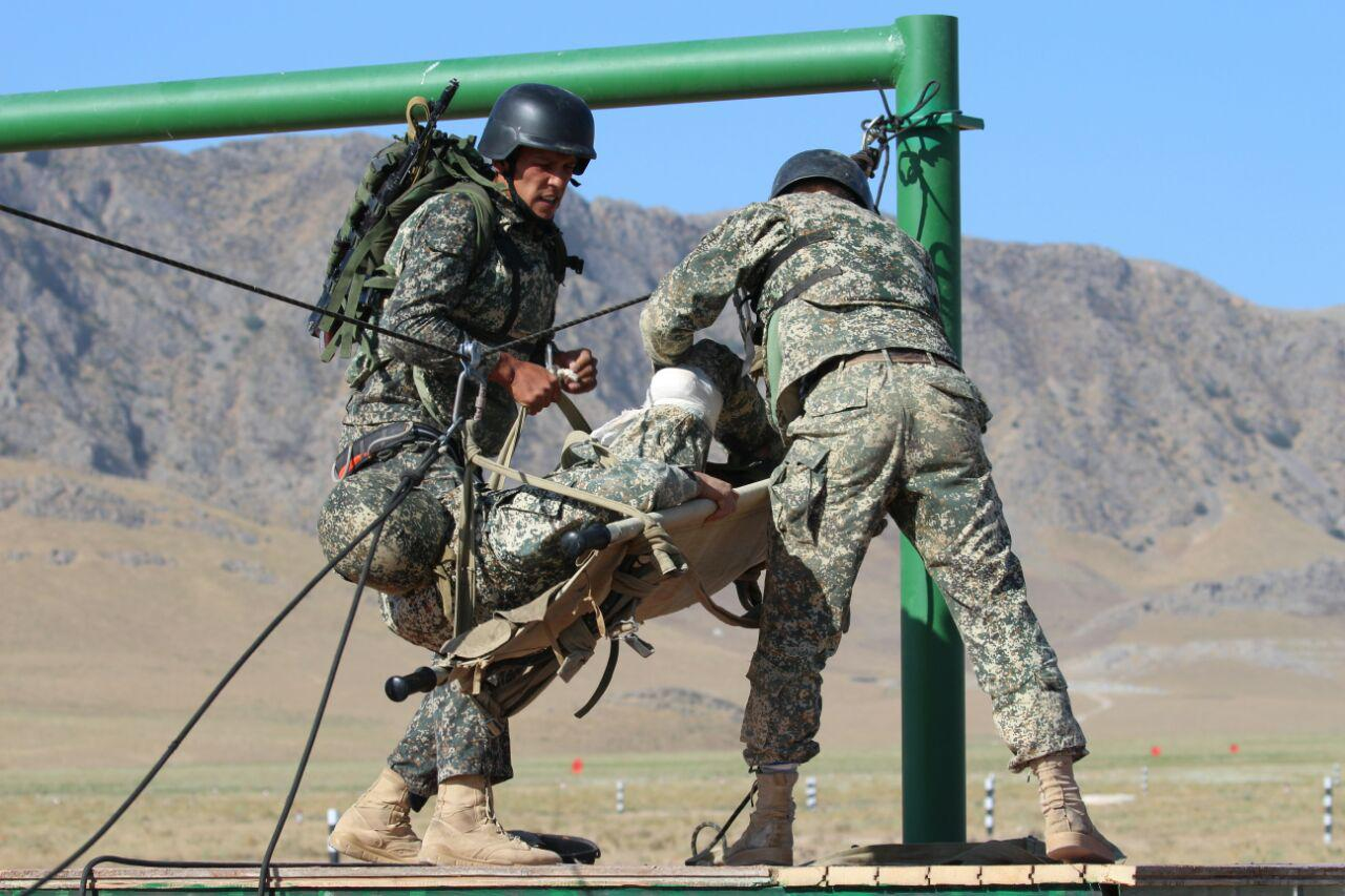 Армейские медики готовятся к международным армейским играм «АрМИ-2019»